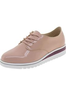 Sapato Feminino Oxford Rosa Beira Rio - 4174101