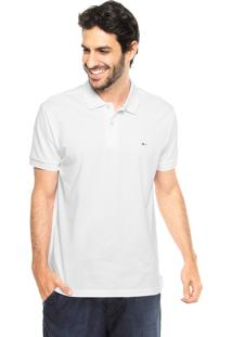 Camiseta Polo Aramis Menswear Branca