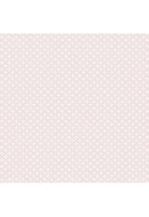 Papel De Parede Lymdecor Clover Rosa Rosa