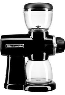 Moedor De Café Automático Kitchenaid Onyx Black 220V