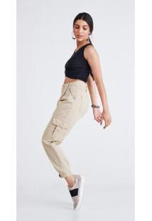Calça Jeans Zait Flora - Feminino