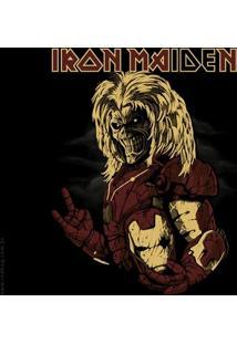 Camiseta Iron Maiden - Masculina