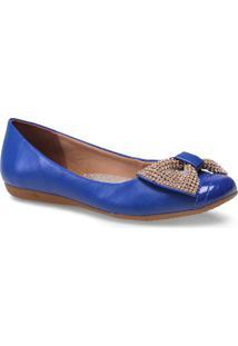 Sapatilha Fem Bottero 231905 Azul Klein