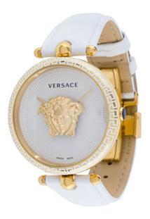 Versace Relógio 'Palazzo Empire' - Branco