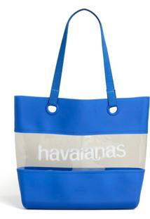 Bolsa Havaianas Beach Bag Dna Azul - Kanui