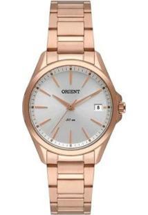 Relógio Orient Feminino - Feminino-Rose Gold