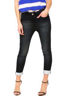 67ff7e546 ... Calça Jeans Ellus Skinny Azul-Marinho