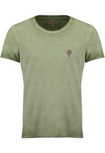 Camiseta Salt 35G Hórus Green Masculina - Masculino
