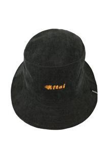 Bucket Altai Coletê Fogo - Preto