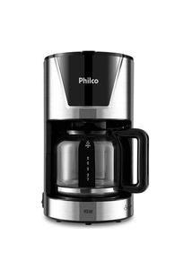 Cafeteira Elétrica Philco Pcf38I, 38 Xícaras, 800W, 220V, Preto/Inox - 53902054