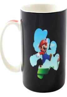 Caneca Magic Super Mario Zona Criativa Fase