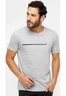 Camiseta Calvin Klein Classic Masculina - Masculino