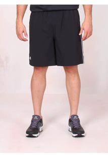 Shorts Masculino Under Armour Mirage 8 Pol - Preto