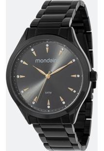 Kit Relógio Feminino Mondaine 53817Lpmvpe2K Analógico 5Atm + Pulseira