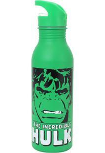Garrafa De Alumínio Hulk Comics - Zona Criativa