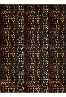 Tapete Marbella Ay Retangular (200X300Cm) Colorido