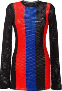 Proenza Schouler Suéter Listrado - Estampado
