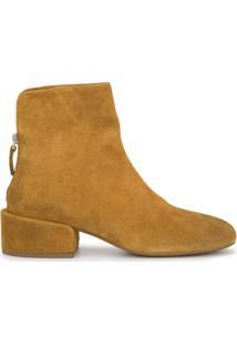 Marsèll Ankle Boot Listo - Amarelo