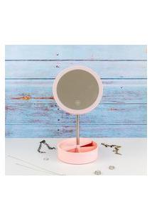 Espelho Led Para Maquiagem Effect