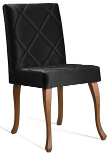 Cadeira Juliete Losango Preto Daf