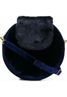 La Seine & Moi Bolsa 'Kandy X Louvreuse' - Azul