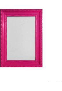 Porta Retrato 13X18Cm Queem Pink Brilhante Infinity