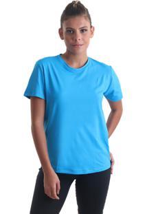 Camiseta Cores Azul Praaiah