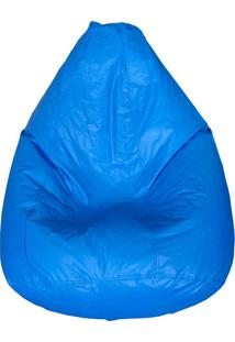 Puff Perinha Pop - Stay Puff - Azul Royal