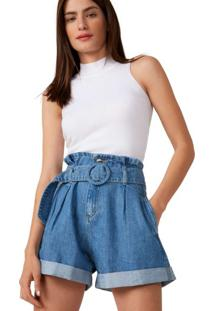 6086933b68 AMARO. Shorts Jeans Clochard