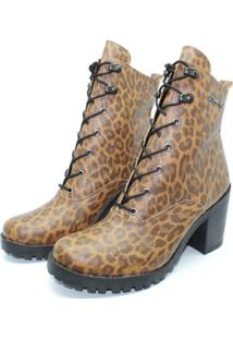 Bota Barth Shoes Wind Onca Camel