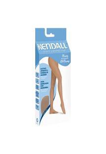 Meia-Calça Kendall Suave Compressão Com Ponteira Mel