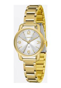 Relógio Feminino Lince Lrgj071L C2Kx