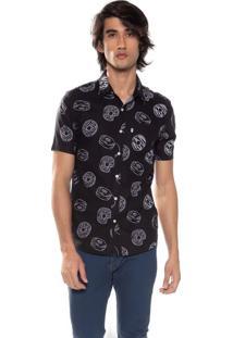 Camisa Levis Short Sleeve Classic One Pocket - S