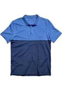 Camisa Polo Nicoboco Jacquard Gabary Feminina - Feminino