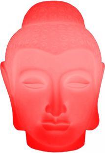 Luminária Casa Da Mãe Joana Buda Vermelho