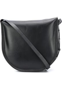 Aesther Ekme Saddle Hobo Shoulder Bag - Preto