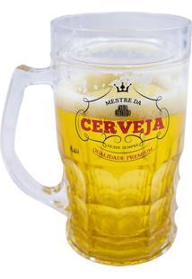 Caneca Minas De Presentes Cerveja Incolor