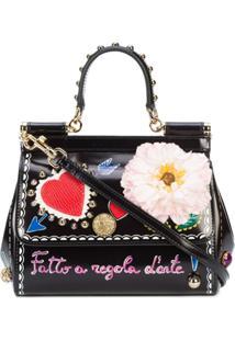 Bolsa Tiracolo Verniz feminina  d086ebd5fba