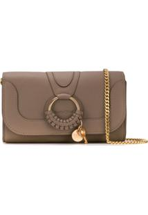 See By Chloé Cross Body Bag - Cinza