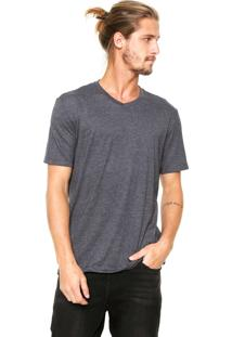 Camiseta Hering Basic Cinza