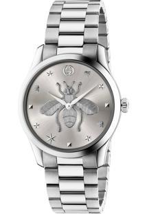 Relógio Gucci Feminino Aço - Ya1264126