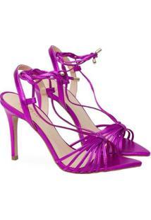Sandalias Saltare Hebe Feminina - Feminino-Pink