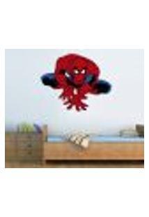 Adesivo De Parede Homem Aranha 10 - Es 100X120Cm