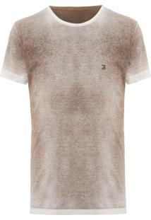 Camiseta Masculina Espat Interno - Marrom
