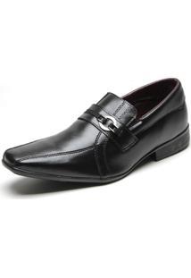 Sapato Fiveblu Hackney Preto