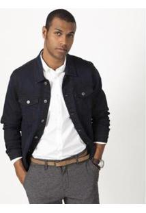 Jaqueta Jeans Estique-Se Atenas Reserva Masculina - Masculino-Jeans