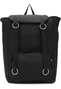 Raf Simons Eastpak Oversized Backpack - Preto