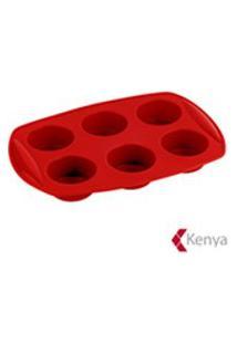 Forma Para Muffiin De 21Cm Em Silicone - Kenya