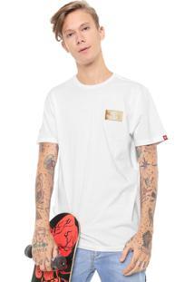 Camiseta Element Jar Branca