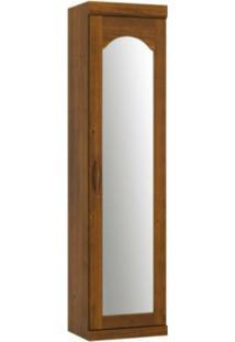 Sapateira Finestra 1070T 01 Porta Com Espelho Parma Imbuia